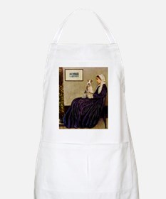 Mom's Wire Fox Terrier Apron