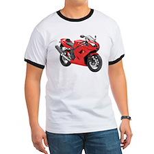 Triumph Daytona 650 Red #2 T