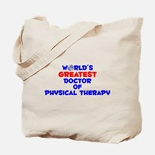 World's Greatest Docto.. (A) Tote Bag
