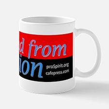 Delivered from Delusion - Mug