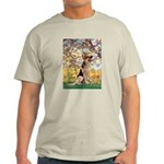 Spring & German Shepherd Light T-Shirt