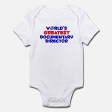 World's Greatest Docum.. (A) Infant Bodysuit