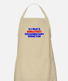 World's Greatest Docum.. (A) BBQ Apron