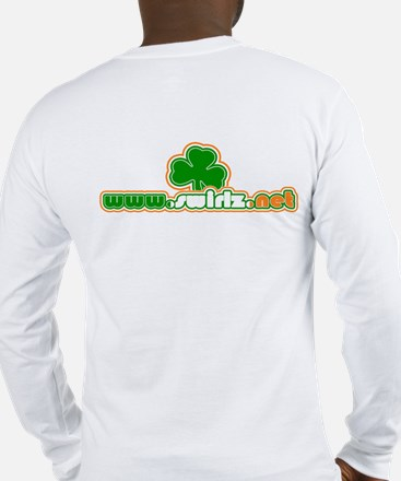 AfroIrish Long Sleeve T-Shirt