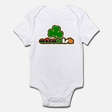 AfroIrish Infant Bodysuit
