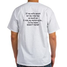 Biker Gear T-Shirt