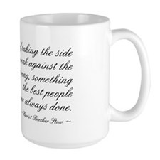 Weak Against the Strong Mug