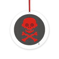 Iron Monkeys Ornament (Round)