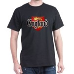 England Coat of Arms Dark T-Shirt