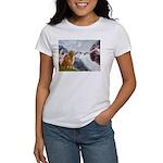 Golden Creation Women's T-Shirt