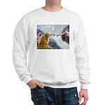 Golden Creation Sweatshirt