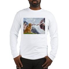Golden Creation Long Sleeve T-Shirt