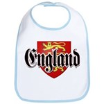 England Coat of Arms Bib