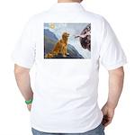 Creation (#2) & Golden Golf Shirt