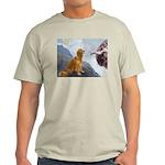 Creation (#2) & Golden Light T-Shirt