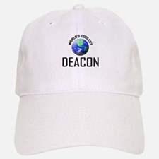 World's Coolest DEACON Cap