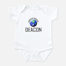 World's Coolest DEACON Infant Bodysuit