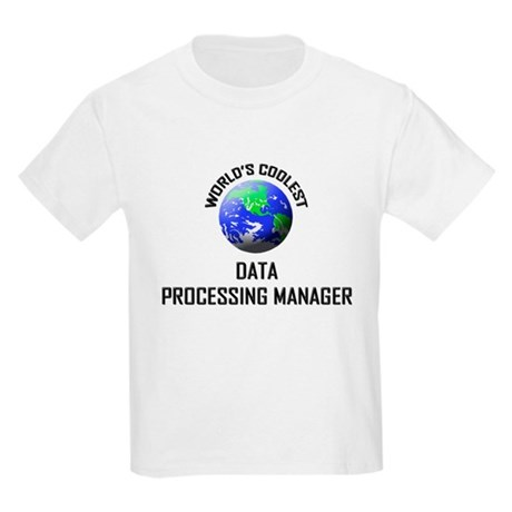 World's Coolest DATA PROCESSING MANAGER Kids Light