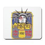 FBI New York District SSG Mousepad