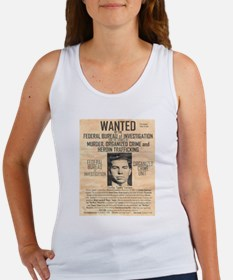 Lucky Luciano Women's Tank Top