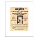Lucky Luciano Small Poster