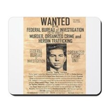 Lucky Luciano Mousepad