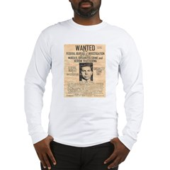 Lucky Luciano Long Sleeve T-Shirt