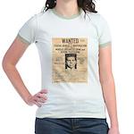 Lucky Luciano Jr. Ringer T-Shirt