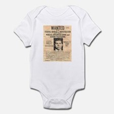 Lucky Luciano Infant Bodysuit