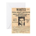 Lucky Luciano Greeting Cards (Pk of 20)