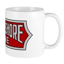 Small Mug with the Silverliner NSL logo