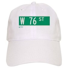 76th Street in NY Baseball Cap