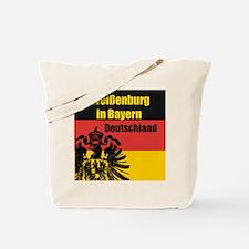 Weißenburg in Bayern  Tote Bag