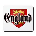 England Coat of Arms Mousepad