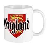 England Coat of Arms Mug