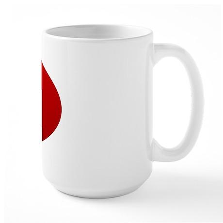 Ties That Bind Quilt Guild Large Mug