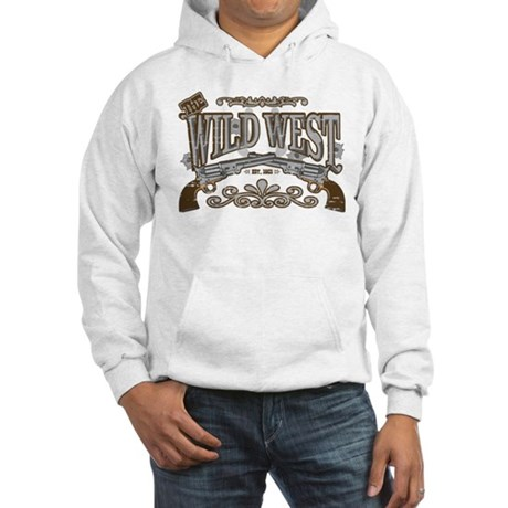 The Wild West Hooded Sweatshirt