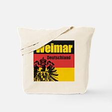 Weimar Deutschland  Tote Bag