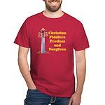 Fretless and Forgiven Dark T-Shirt