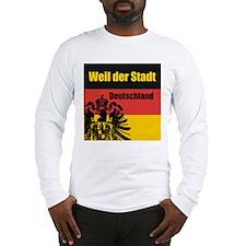 Weil der Stadt Deutschland  Long Sleeve T-Shirt