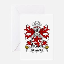 Edwards (of Chirk, Denbighshire) Greeting Card
