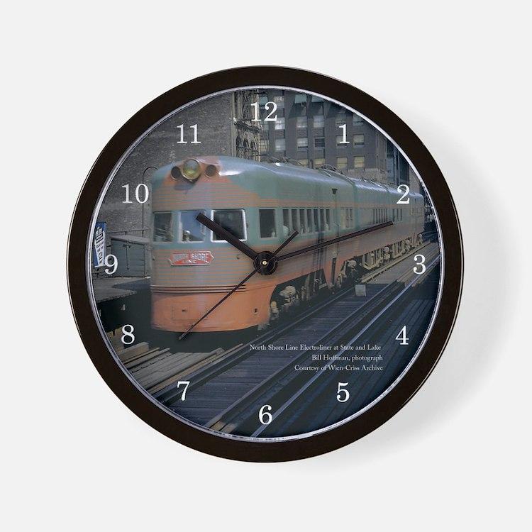 Electroliner Wall Clock