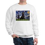 Starry Night & Gordon Sweatshirt