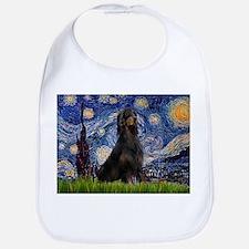 Starry Night & Gordon Bib