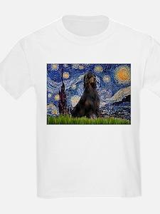 Starry Night & Gordon T-Shirt