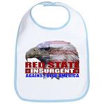 Red State Insurgent T-shirts  Bib