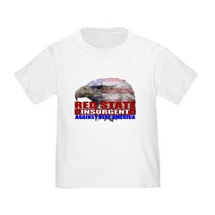 Red State Insurgent T-shirts T
