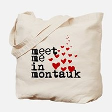 Meet Me in Montauk Tote Bag