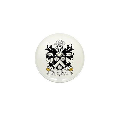 Dewi Sant (Saint David) Mini Button