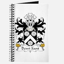 Dewi Sant (Saint David) Journal